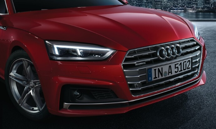 Audi A5 privatleasing beregner - Find din pris